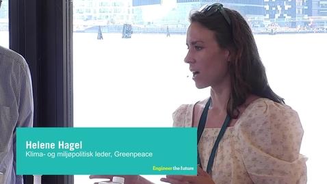 Thumbnail for entry Folkemøde debat: Klimaneutralitet i 2050  - hvad skal vi gøre?