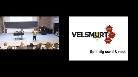 Thumbnail for entry Velsmurt - spis dig sund og rask med Martin Kreutzer