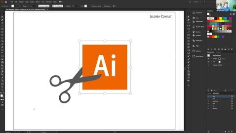 Thumbnail for entry Tips og tricks i Adobe Illustrator