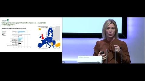 Thumbnail for entry Vejen mod 2030 – Et Danmark uden energispild (Ingrid Reumert, VELUX )