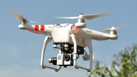 Thumbnail for entry Fremtidens infrastruktur for Droner