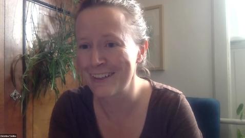 Thumbnail for entry Space Talks 2021 - Christina Toldbo