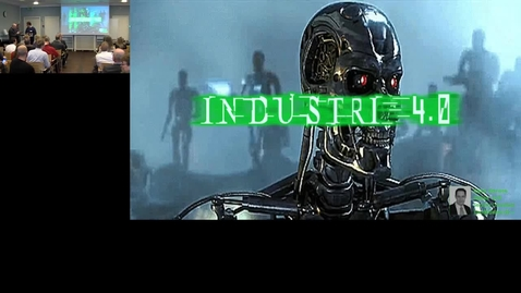 Thumbnail for entry Fremtidens industrielle hackere, Keld Norman, Dubex