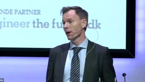 Thumbnail for entry Vejen mod 2030 – Et Danmark uden energispild (Kent Damsgaard)