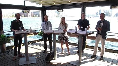Thumbnail for entry Folkemøde debat: Kan vi digitalisere os ud af klimakrisen?