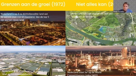 Thumbnail for entry SUSTAINABLE CONCRETE - Status i udlandet Holland v. Mantijn van Leeuwen, direktør, NIBE BV