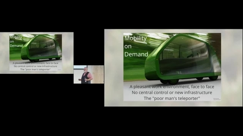 Thumbnail for entry Brad Templeton: Turning Transportation Upside-Down