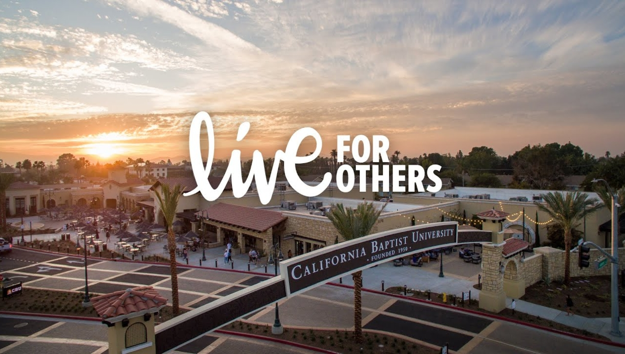Live For Others