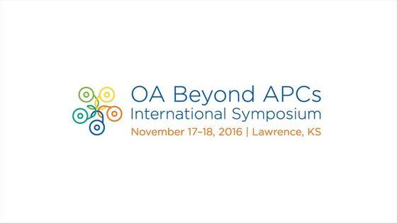 Envisioning a World Beyond APCs/BPCs Livestream   Open Access