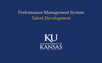 Performance Management System Training Resources | Human Resource
