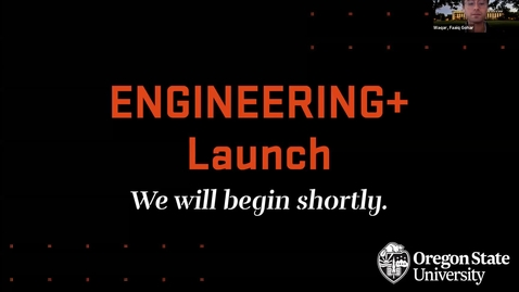Thumbnail for entry ENGINEERING+ Launch Keynote Speaker: Patricia Walsh