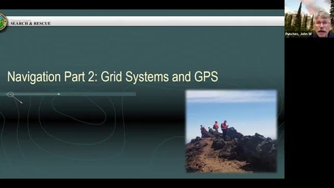 Thumbnail for entry DC SAR Academy: Navigation Part 2: Grid Systems