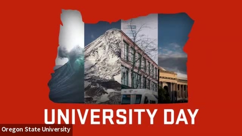 Thumbnail for entry University Day Awards Celebration
