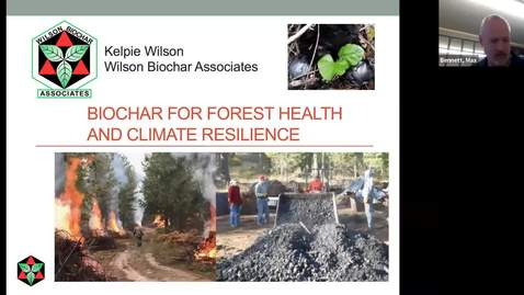 Thumbnail for entry Maintaining a Healthy Forest in an Uncertain Climate