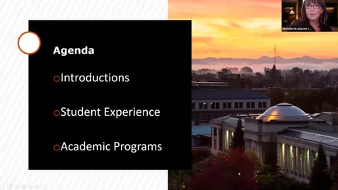 Thumbnail for entry Orange & Black Day College of Agricultural Sciences Info Session