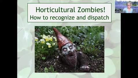 Thumbnail for entry Horticulture Myths - Washington County Master Gardener Seminar