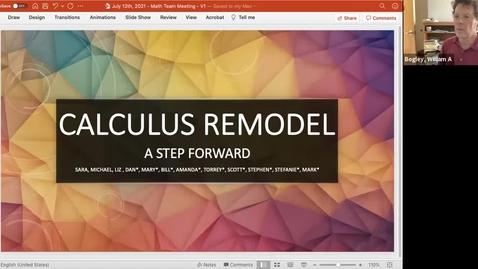 Thumbnail for entry Mathematics Department Colloquium
