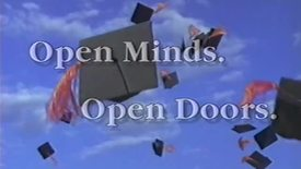 "Thumbnail for entry ""Open Minds, Open Doors,"" circa 1998 [OSU promotional film]"