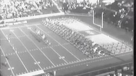 Thumbnail for entry OSU Marching Band halftime performance, October 29, 1977