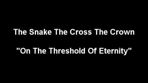 "Thumbnail for entry ""The Meow Meow Show"" [KBVR-TV] - The Snake The Cross The Crown perform their song, ""On the Threshold of Eternity,"" 2004"