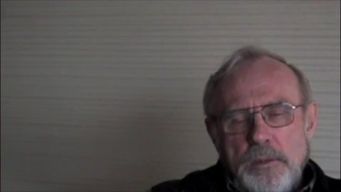 Fred Kirschenmann interview, 2009