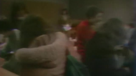Thumbnail for entry Home Economics classroom footage, January 1980