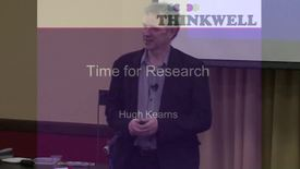Thumbnail for entry Time for Research - Hugh Kearns 2014