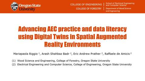Thumbnail for entry de Amicis-Advancing AEC practice and data literacy using Digital Twins_1080.mp4