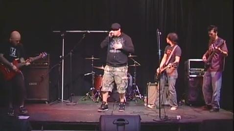 "Thumbnail for entry ""Locals Live"" - Benjiman [KBVR-TV], 2006."