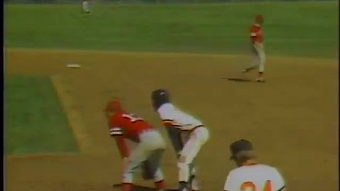 Thumbnail for entry OSU vs WSU Baseball Doubleheader Game 2, 1983 (FV P 057:485-