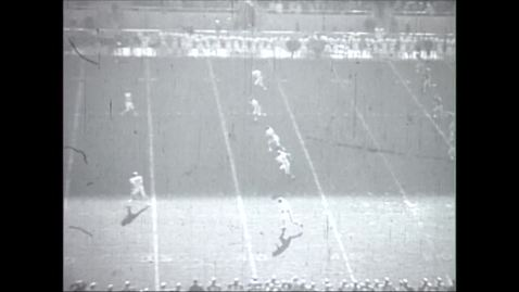 Thumbnail for entry Oregon State University vs. University of Oregon. Civil War football game, November 18, 1967.