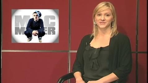 """Thumbnail for entry """"Blonde Bombshells on the Hour"""" [KBVR-TV Show], October 28, 2011"""