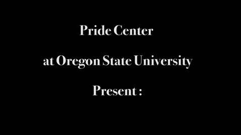 Pride Week Drag Show, Spring 2016