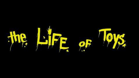 """Thumbnail for entry """"The Life of Toys"""" short film, [KBVR-TV] 2005"""