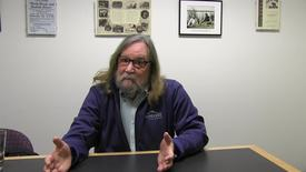 Thumbnail for entry Denny Conn oral history interview, May 1, 2017
