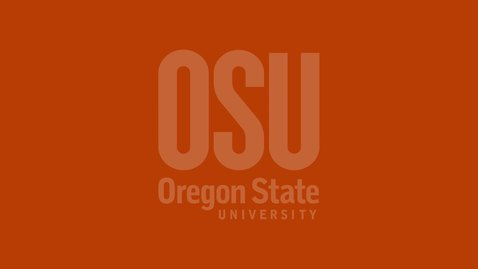 Thumbnail for entry The Oregon State Experience