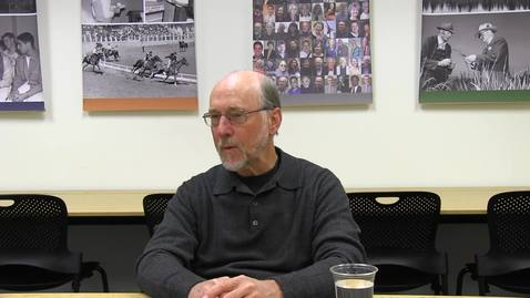 Thumbnail for entry Dan Arp oral history interview, October 10, 2019