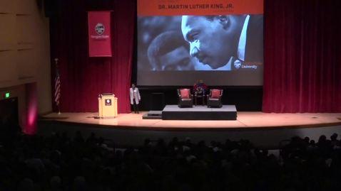 Thumbnail for entry 2019 Dr. Martin Luther King, Jr. Celebration Keynote