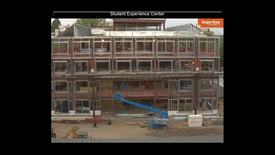 Thumbnail for entry A Day in the Student Experience Center Construction Project