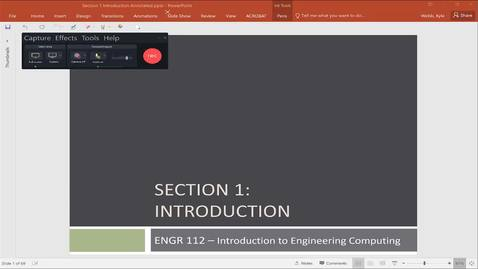 Thumbnail for entry ENGR 112 Class1 - 01/06/20