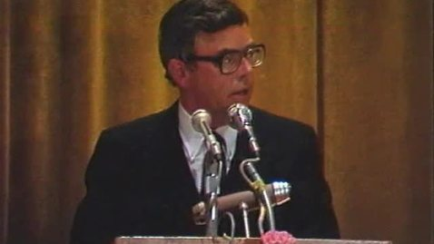 Thumbnail for entry Robert MacVicar Retirement Dinner, 1984. [Part 2]
