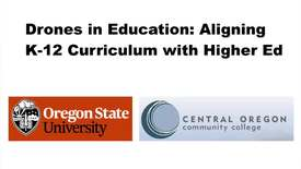 Thumbnail for entry Drones in Education Webinar: Aligning K-12 Curriculum with Higher Education