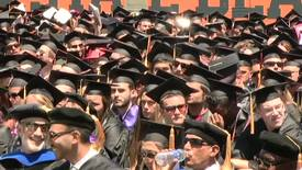Thumbnail for entry 146th Annual Oregon State University Commencement (2015) - Part 6