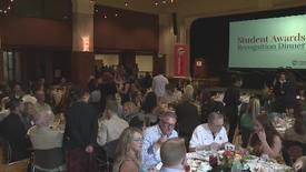 Thumbnail for entry Student Awards Recognition Dinner 2018