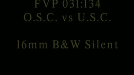 Thumbnail for entry OSC at USC football, October 30, 1954.