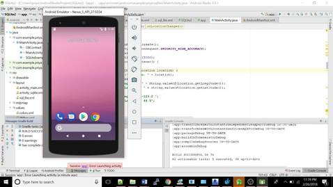 Thumbnail for entry SQLite Android