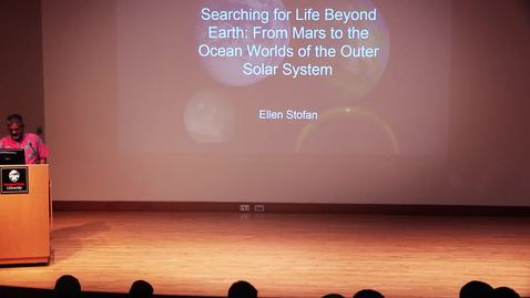 Thumbnail for entry Searching for life beyond Earth: From Mars to the ocean worlds of the outer solar system