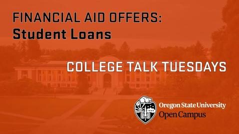 Thumbnail for entry CTT 4 Loans