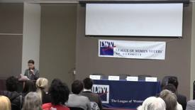 Thumbnail for entry Feminist Forward: The Future of the Feminist Movement (League of Women Voters)