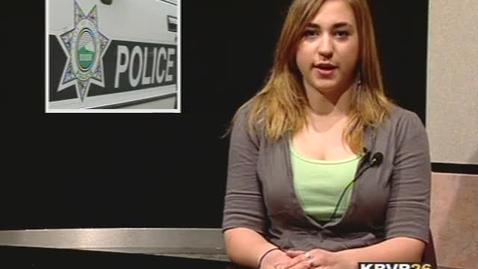 Thumbnail for entry KBVR News, November 14, 2006